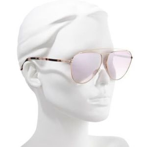 TOM FORD - Binx Aviator Sunglasses - NWT $475